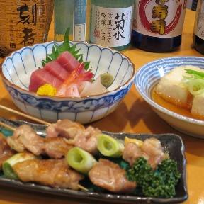 旬彩料理 仲寿司