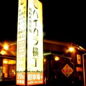 昭和大衆酒場 ハイカラ横丁