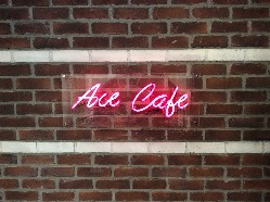 DiningSportsBar Ace cafe エースカフェ 新宿の画像