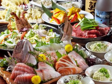 三代目網元 魚鮮水産 八戸三日町店