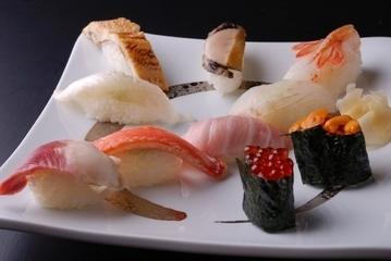 寿司/ 鱼类料理 / 海鲜 > 寿司 (sushi) (松岛 寿司幸)