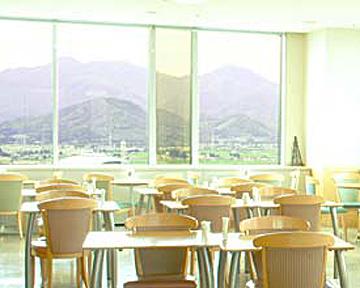 ホテルメトロポリタン盛岡 カフェテラス スカイメトロ