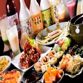 韓国料理 個室居酒屋 ソウル 盛岡大通店