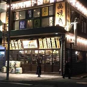 串焼き 神社 image