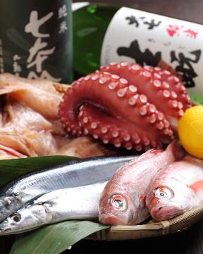 炭火と魚菜 伝助