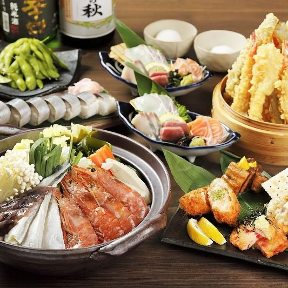 天ぷら海鮮米福 シャミネ松江店 image