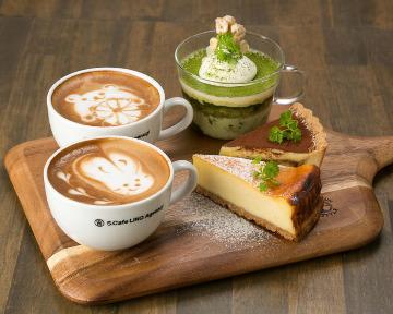 S.Cafe LINQ Agenogi