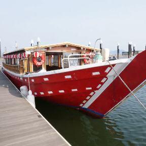 屋形船 赤丸