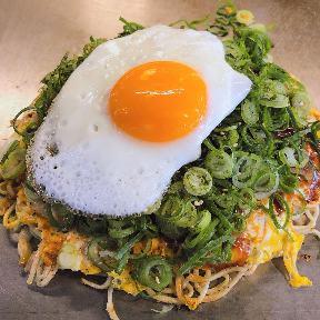 Okonomiyaki Teppanyakiya Tsunami