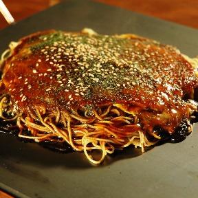 Teppanyaki Okonomiyaki Nanjarononikome