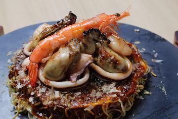TAKASAGOMARU Okonomiyakiwain