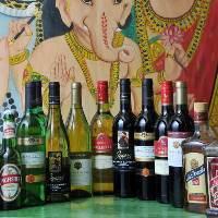 豊富なインド・ネパールのアルコール