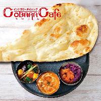 インドの紅茶「ラッシー」。カフェメニューも充実!!