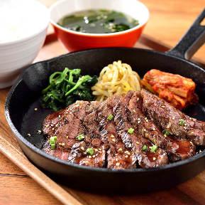 焼肉・韓国厨房 ユン家の食卓 グー・フードホール 上野店