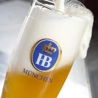 上質な小麦麦芽と良質なホップのミュンヘナーヴァイスビア
