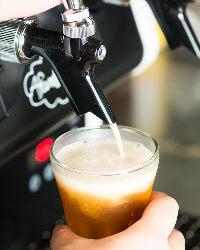 【タップマルシェ】 多彩なクラフトビールが楽しめます