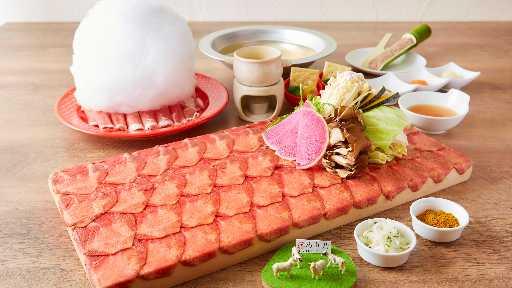 しゃぶしゃぶ 焼肉食べ放題 めり乃 MERINO 銀座店の画像
