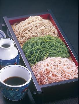そば・日本料理 美晴
