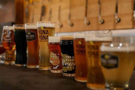 YONA YONA BEER WORKS 吉祥寺店