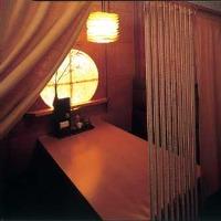 テーブル個室は15部屋 「くつろげる和の空間」を演出