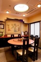 円卓上の個室で本場四川省の味をお楽しみ下さい。