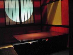 茶室タイプの個室(3~4名様又は7~8名様可)