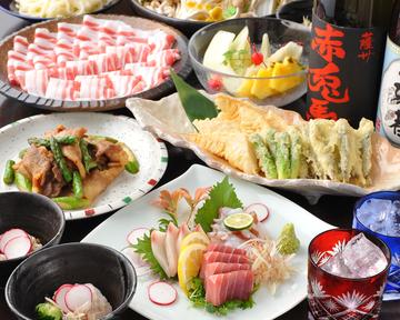 個室 魚と肉 まん 横浜店