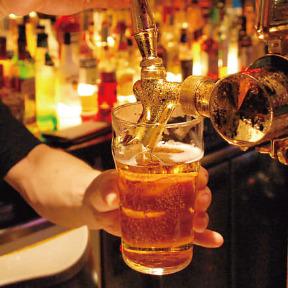 クラフトビール×シカゴピザ DRUNK BEARS 大手町