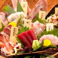 地元朝獲れの『江の島、小田原鮮魚』食べれるのは貴重です!