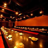 【桜木町最大級】最大人数60名様までOKの宴会場です