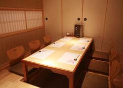 ◆当店自慢の個室です◆ 2名個室~最大40名までございます。