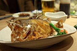 魚は刺身から煮魚、揚げ魚まで
