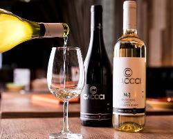 【CACCCIワイン】 牡蠣のために作られたワインと一緒にどうぞ♪