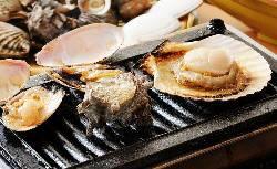 たてやま自慢の貝料理・魚料理を是非お楽しみ下さい♪