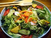 新鮮野菜の信夫路サラダ