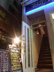 エントランスの階段を上がれば別空間。 楽しみ方は無限大!!