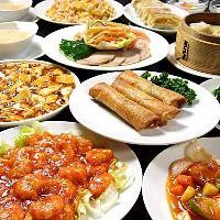 ●宴会人気!100種類食べ放題1999円(税別)