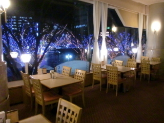 三井ガーデンホテル千葉 レストラン パスチオーナ