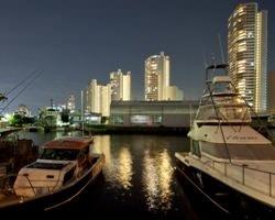 豪華クル-ザー&横浜港夜景♪