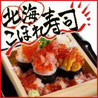 酒好きも唸る選りすぐりの日本酒や焼酎を種類豊富にご用意。