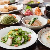 【宴会】 本場沖縄料理が楽しめるコース2,000円(税抜)~