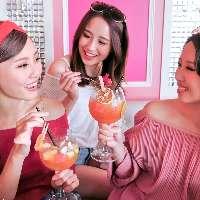 大人気♪とろ~りチーズフォンデュ付き女子会コース2980円!!
