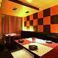 【上野駅徒歩1分】お洒落なデザイナーズ個室は2~30名様まで♪