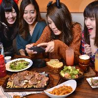 肉女子会におすすめ♪『フォトジェ肉』!
