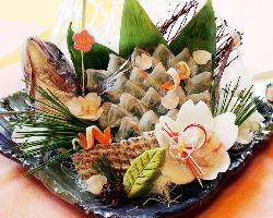 [お祝特別会席] 結納・顔合せ・七五三等大切な日を汐菜で。