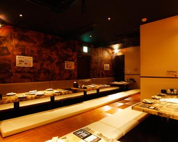熟成焼鳥 居酒屋 かまどか 新橋SL広場店の画像