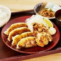 定食各690円より。お昼ごはん、夜のお食事でもご注文頂けます。