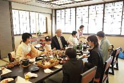 [ご家族のお祝い事に] 人生の節目に是非割烹千代田でお食事を