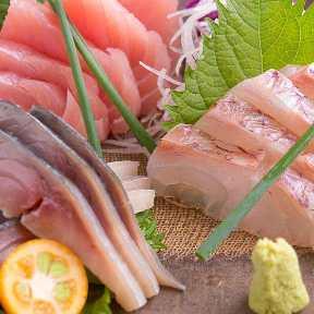 鶏鍋×三浦鮮魚 五臓六腑 七八‐SHICHIYA‐