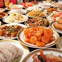 大人気の『2H食べ飲み放題コース』は全5種/3,000円~ご用意